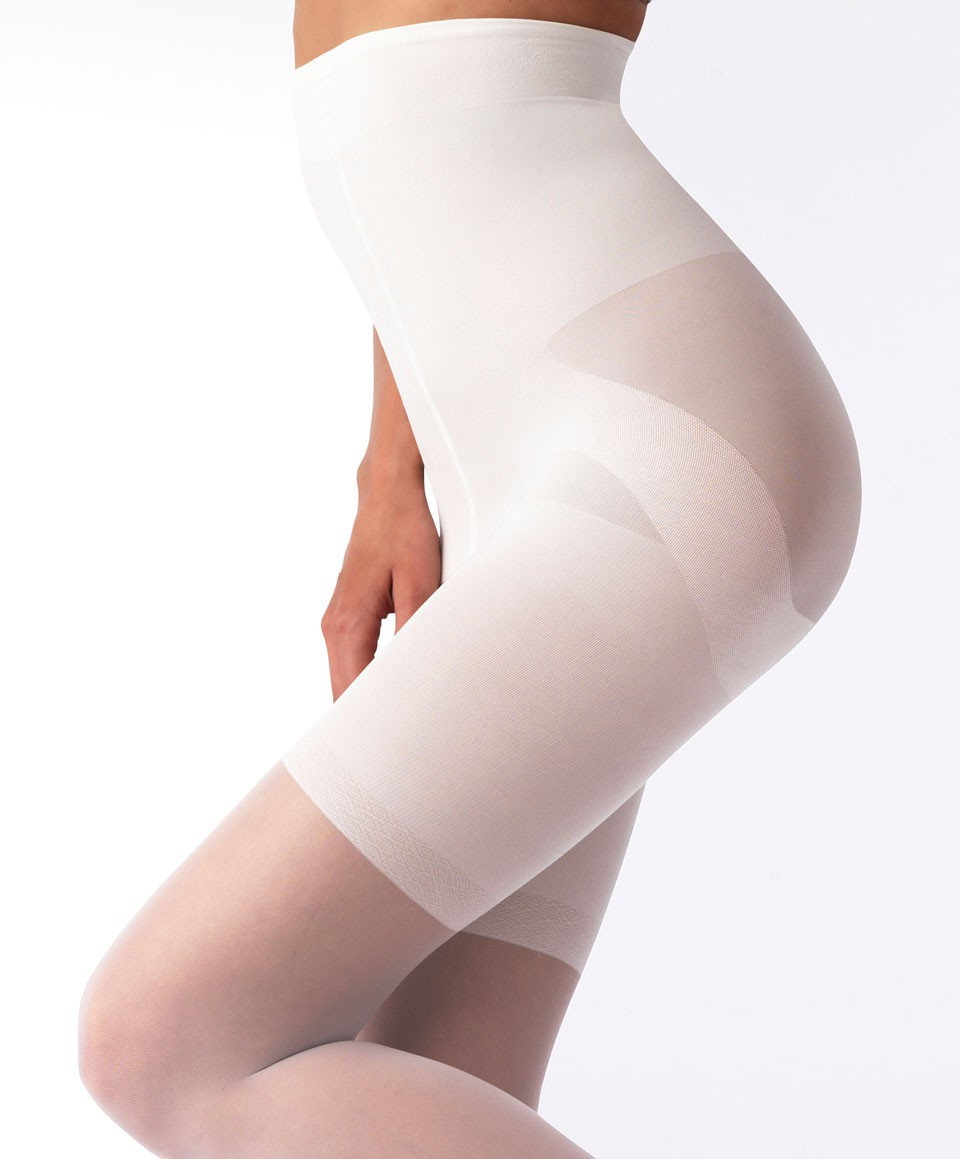 Pelham and Strutt  Core Bum And Tum Shaping Tights